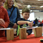Paper Bridges 2016 STEM Expo